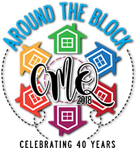 Around the Block logo by Robert Callaghan (callar330@yahoo.com)
